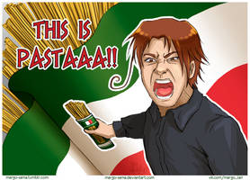 [APH] This is PASTAAA!!