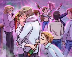 [APH] Party hard