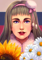 [APH] Mother Russia by Margo-sama