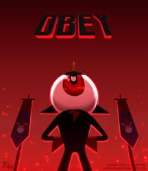[WOY] Obey The Nerd by Margo-sama