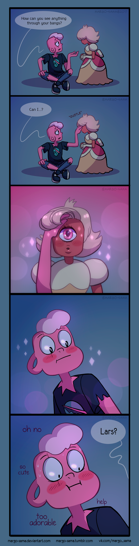 [SU] The Secret Weapon by Margo-sama