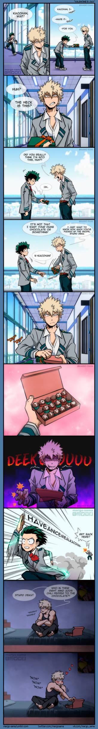 [BNHA] Valentine's Day