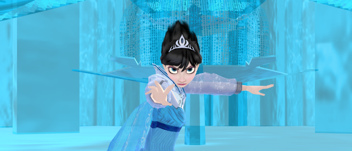 evil elsa edit by - photo #38