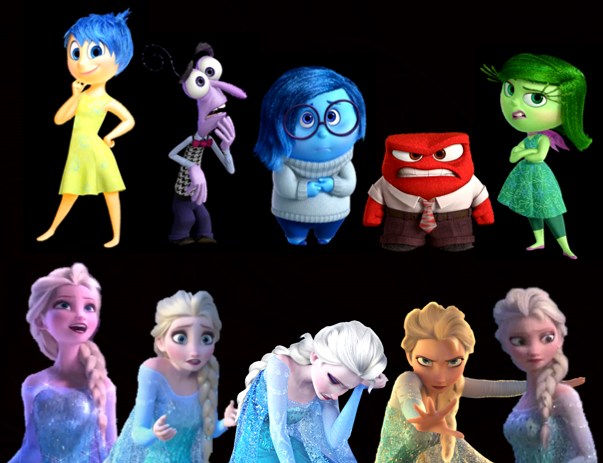 11 Gorgeous Tangled Gifs: Elsa's Emotions By DraguanaFire On DeviantArt