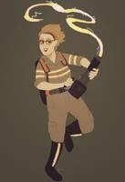 Ghostbusters: Jillian Holtzmann by C-H-I-Z-U