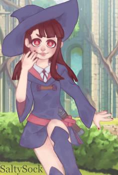 My Little Witch Academia: Akko Kagari