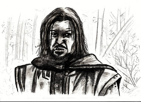 Boromir from Lord of the Rings