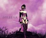 Mileena new look