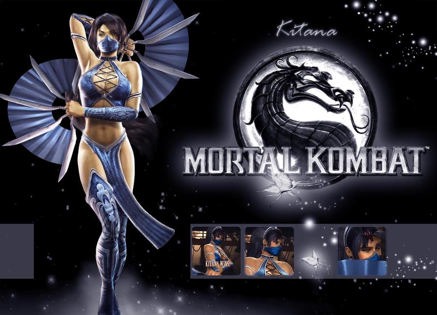 Kitana MK9 Wallpaper By
