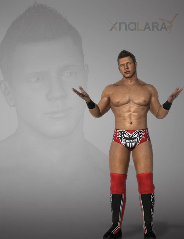 The Miz (SVR11) by deexie