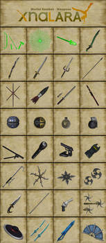 MK Weapons Pack