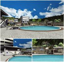 New Pool by deexie