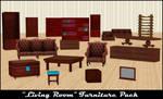 Living Room Furniture Pack