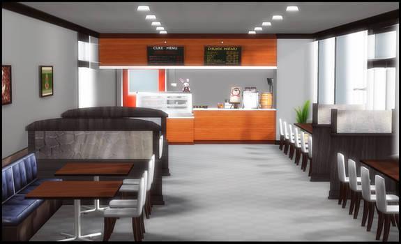 Cafe (inside)