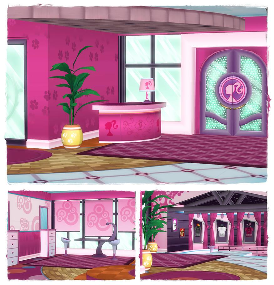 Barbie Nail Art Games Free Download: Barbie Salon 1 By Deexie On DeviantArt