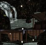 Hot Spring (night) [XPS]