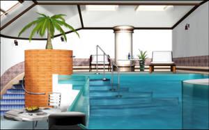 Indoor Pool [XPS] by deexie