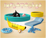 Inflatables (Props Pack) [XPS]