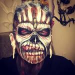 eddie the head makeup 2