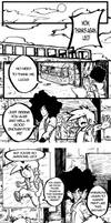 Leo Intro Comic Page 1 and 2
