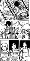 Leo Intro Comic pages 7 and 8