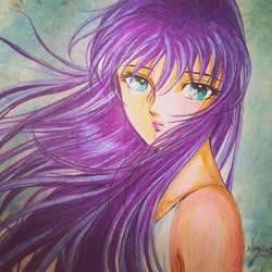 Athena by Stella974