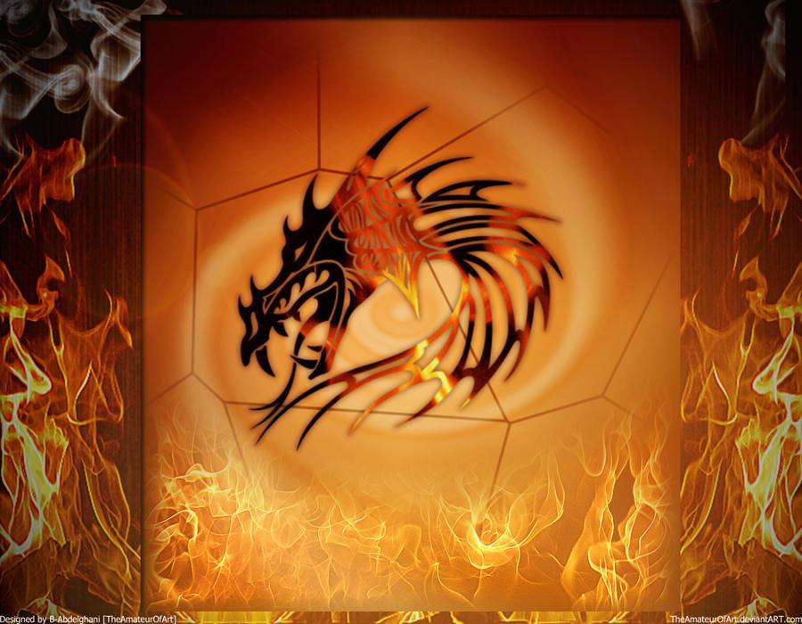 B-ABDELGHANI_DragonGate by TheAmateurOfArt