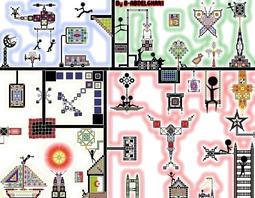 B-ABDELGHANI_PixelsWorld by TheAmateurOfArt