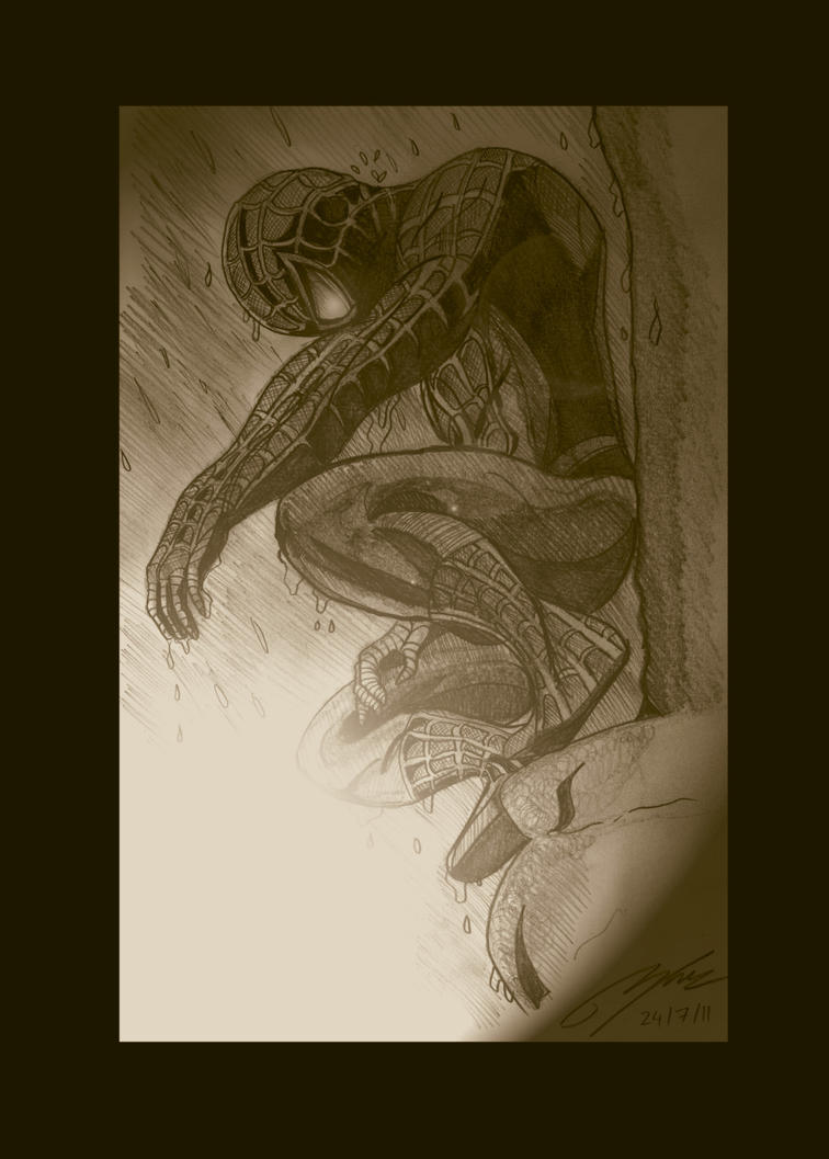 Spiderman by Shah-Ibrahim