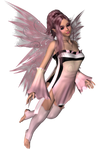 Pink Fairy 01