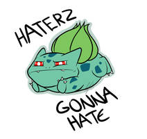 HATERZ by Rorell