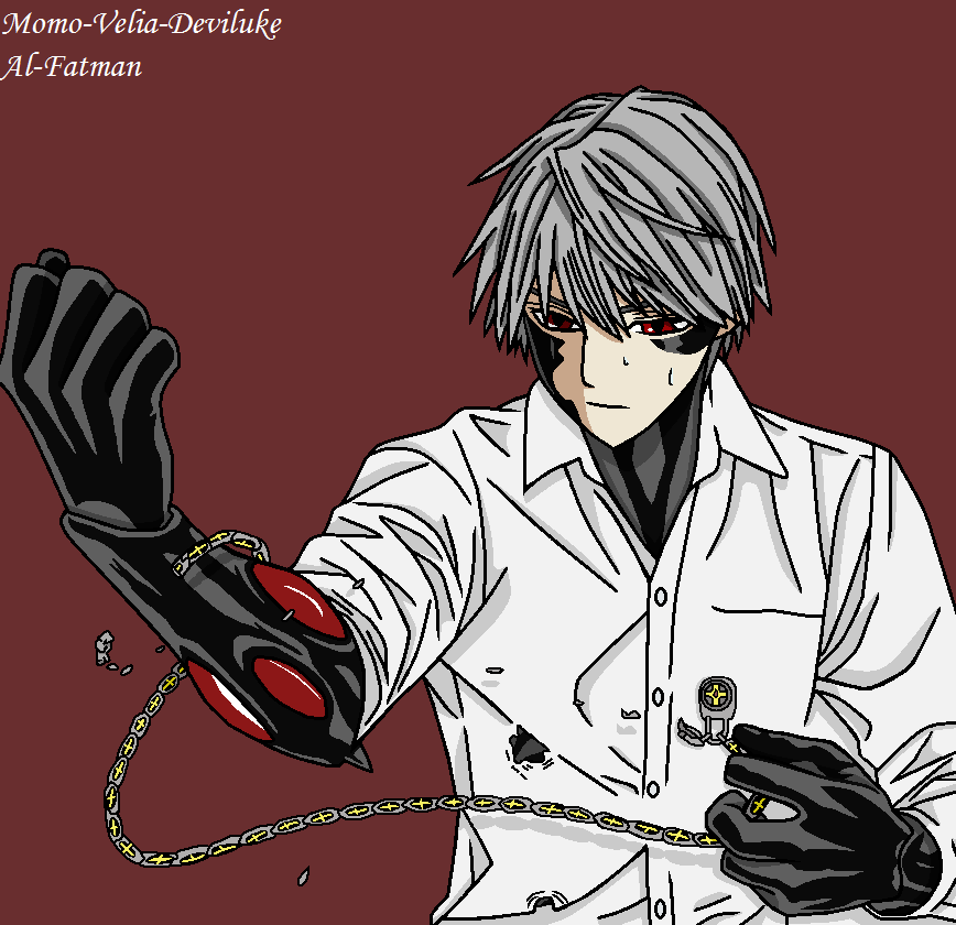 Tsukune Aono - Unlocked by Al-Fatman on DeviantArt