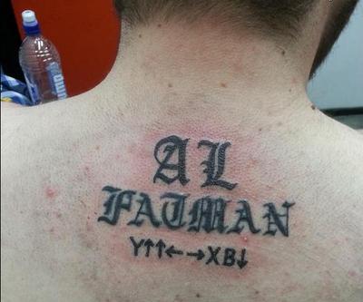 Tattoos by al fatman on deviantart for Tattoo shops in mobile al