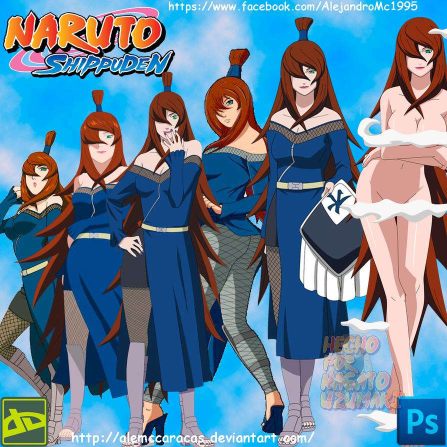 Naruto Tsunade Mei Terumi Hentai