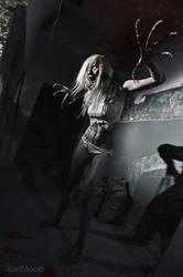 The Witch: Attack by KasuzameYuu