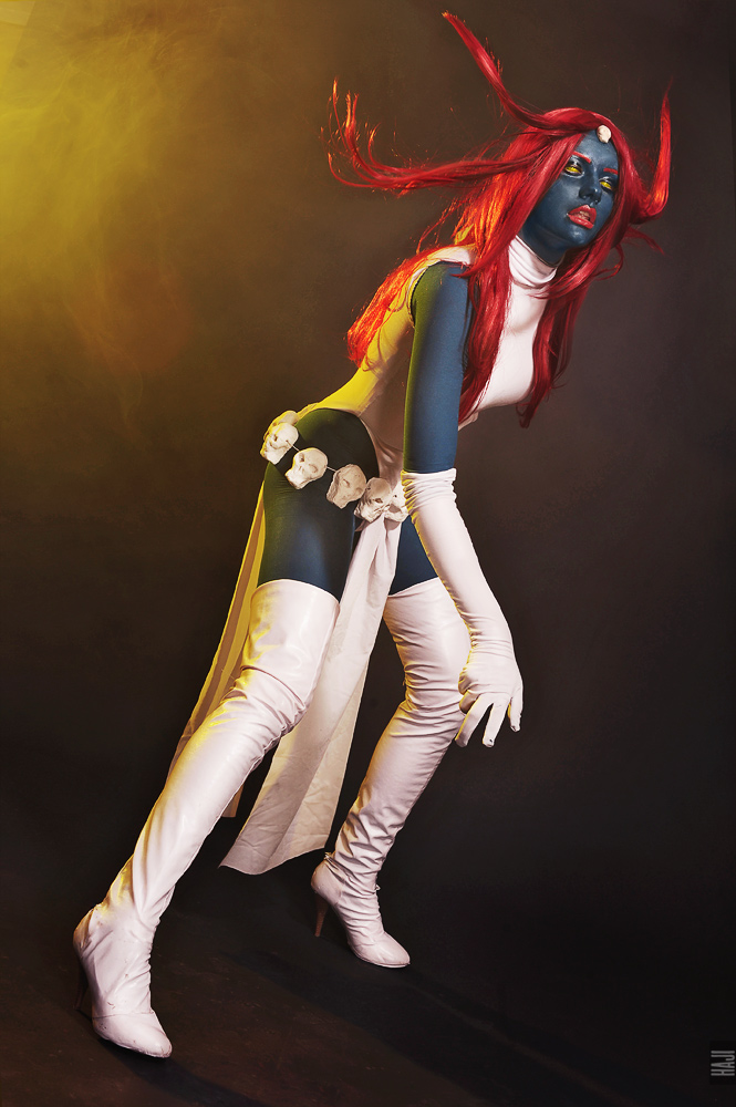 X-men: Mystique by KasuzameYuu