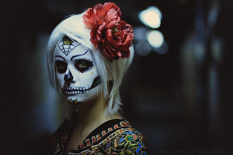 Dia de los Muertos by KasuzameYuu