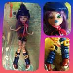 Sonic fan girl by Shichireyon