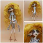 Copper fairy by Shichireyon