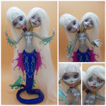 Lala and Mimi by Shichireyon