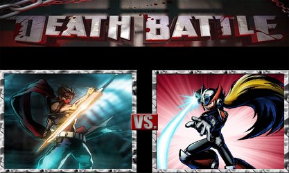 Death Battle: Strider Hiryu vs. Mega Man Zero by Wildgun-Edge