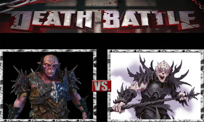 Death Battle Concept: Uruk-hai vs. Yuuzhan Vong by Wildgun-Edge