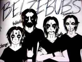 Belzebubs Fanart by TristanIsAGayBoy-png