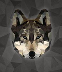 Wolfpolygon by Enemymilk