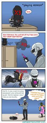 Daft Punk Parents VIII