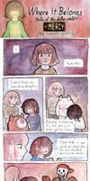 Where It Belongs: MERCY (true ending)