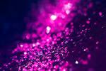 Glitter + bokeh