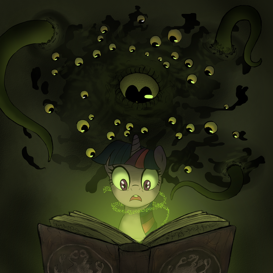 Forbidden Knowledge by Santafer