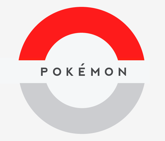 Pokemon Logo Minimalist By Spiketheswede On Deviantart