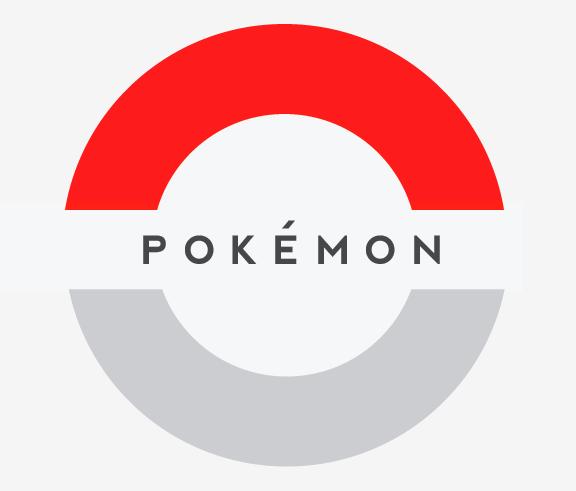 Pokemon Logo Minimalist 270706985